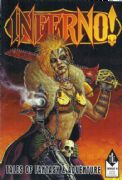 Inferno! Tales of Fantasy & Adventure Issue #8 Games Workshop Comic Magazine